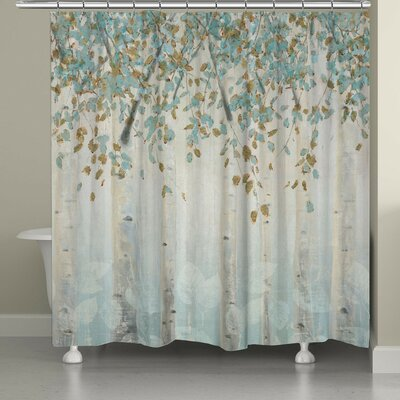 Eneida Dream Forest Shower Curtain