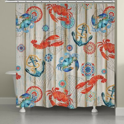 Asher Shower Curtain