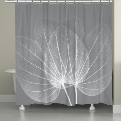 Arietta Leaves Shower Curtain