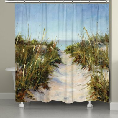 Dixon Sand Dunes Shower Curtain