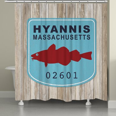Colbert Hyannis Shower Curtain