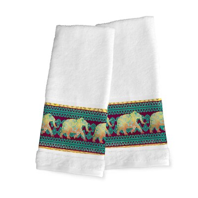 Cotton Blend Hand Towel