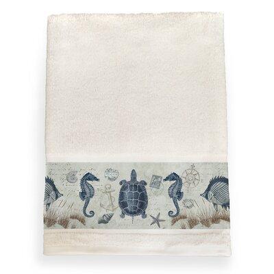 Seaside Postcard Bath Towel