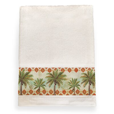 Palm Bath Towel