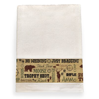 Welcome to the Lodge Bath Towel