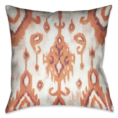 Erita Square Outdoor Throw Pillow