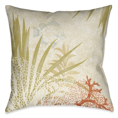 Wolsey Outdoor Throw Pillow