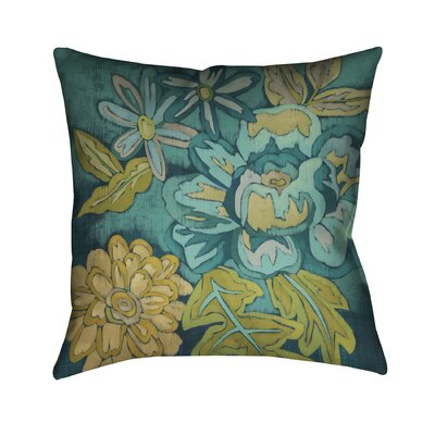 Steve Square Outdoor Throw Pillow