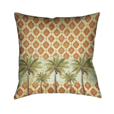 Elinna Outdoor Throw Pillow