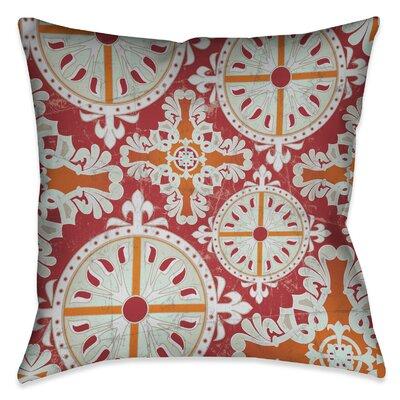 Enya Outdoor Throw Pillow