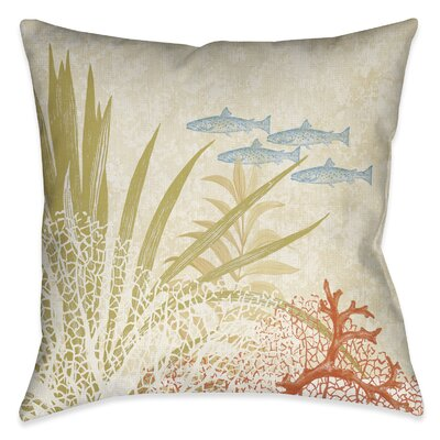 Kerwin Outdoor Throw Pillow