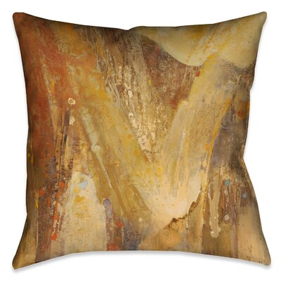 Magdalene Square Outdoor Throw Pillow Size: 20