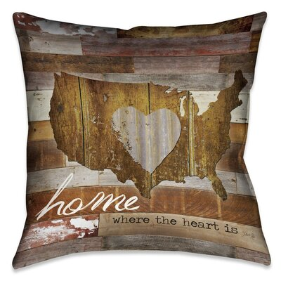 Brenden Outdoor Throw Pillow Size: 20 x 20