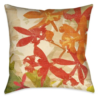 Ballston Outdoor Throw Pillow Size: 18 x 18