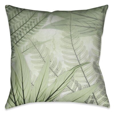 Ellisburg Outdoor Throw Pillow Size: 18 x 18