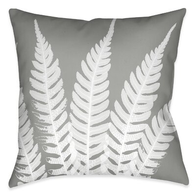 Caton Outdoor Throw Pillow Size: 20 x 20
