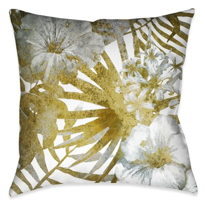 Kempf Square Outdoor Throw Pillow Size: 18 x 18