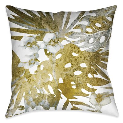 Amity Outdoor Throw Pillow Size: 18 x 18