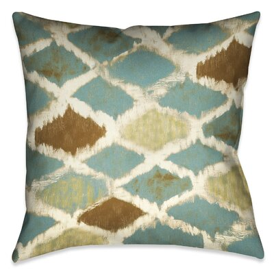 Annsville Outdoor Throw Pillow Size: 18 x 18