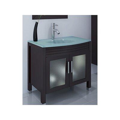 Ludwig 35.5 Single Bathroom Vanity Set