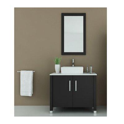 DeLorin 35.5 Single Bathroom Vanity Set