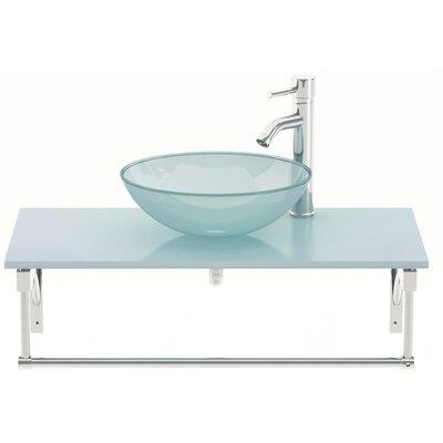Aries 31.5 Single Bathroom Vanity Set