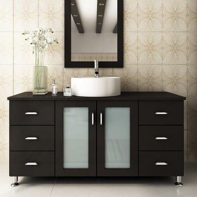 47 Single Grand Lune Bathroom Vanity Set
