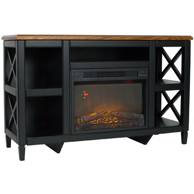 Baden Comfort Glow 48 TV Stand with Fireplace