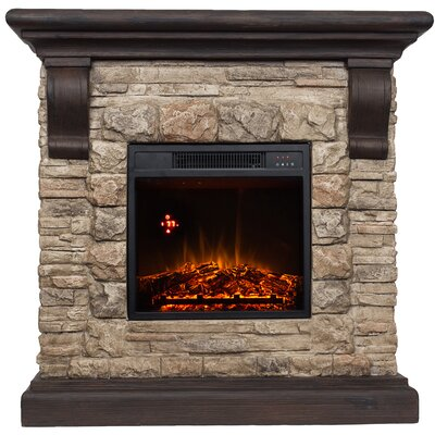Mcdougall Comfort Glow Electric Fireplace TRPT3553 42717828