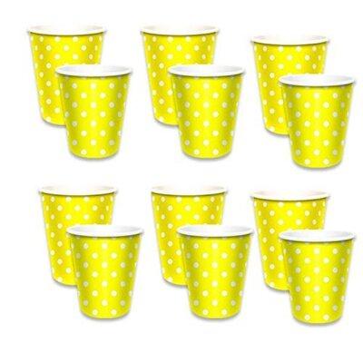 LolliZ 9 Oz Cup Color: Yellow CUL-50472