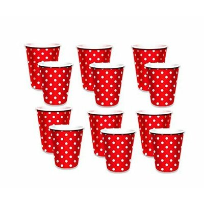 LolliZ 9 Oz Cup Color: Red CUL-50442