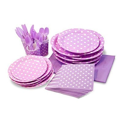 LolliZ Party Set (Pack for 8) CUL-50468