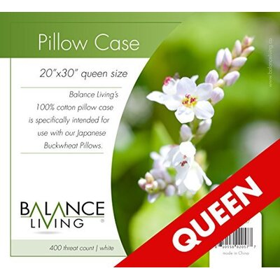 Balance Living Queen Pillow Case