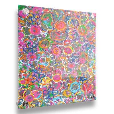 'Zippity Do Dah' Acrylic Painting Print
