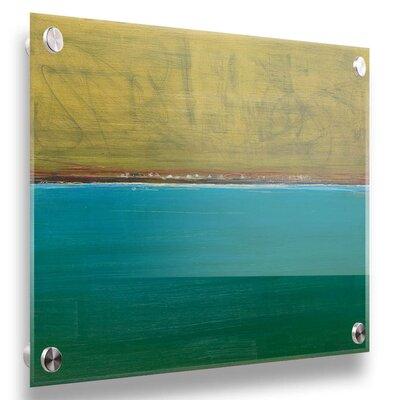 'Victoria Harbor' Acrylic Painting Print