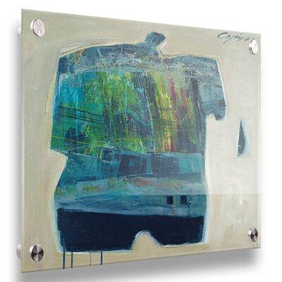 'Study of David' Acrylic Painting Print