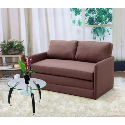 Container S5059 Reversible Loveseat Sleeper