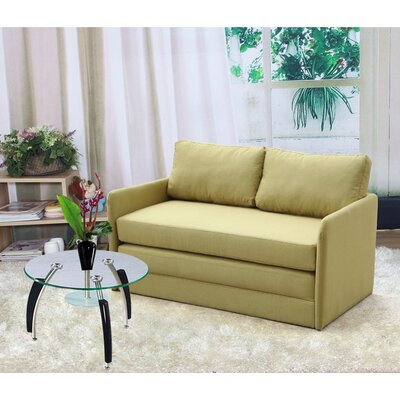 S5060 CNTA1027 Container Reversible Loveseat Sleeper