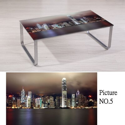 Scene Decor Coffee Table