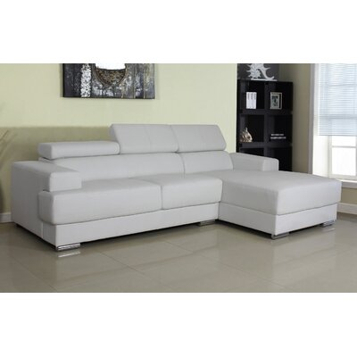Container S0065R-2PC Sectional Upholstery