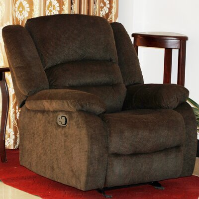 Recliner Upholstery: Chocolate