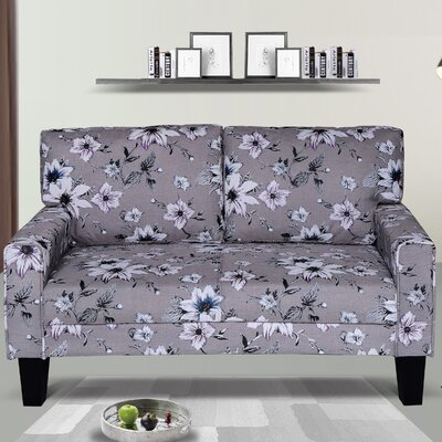 S5085 CNTA1161 Container Modern Upholstery Loveseat