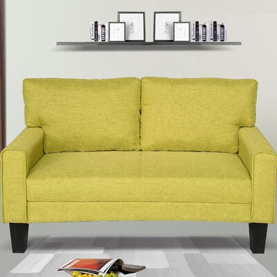 S5083 CNTA1158 Container Modern Upholstery Loveseat Upholstery