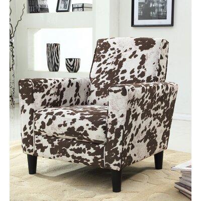 Cow Spot Armchair