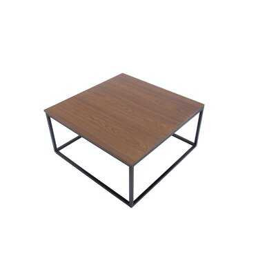 Coffee Table Color: Walnut