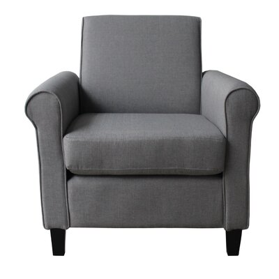 Armchair Color: Gray