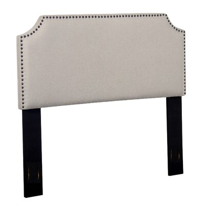 Upholstered Panel Headboard Color: Oat Beige