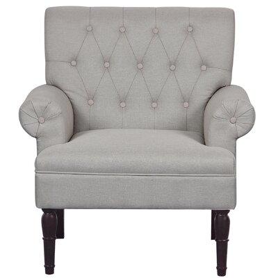 Armchair Upholstery: Beige