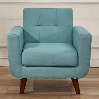Southborough Armchair Upholstery: Eton Blue
