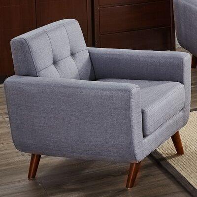 Southborough Armchair Upholstery: Gray